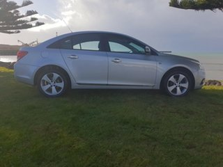 2013 Holden Cruze JH Series II MY13 Equipe Nitrate 6 Speed Sports Automatic Sedan.