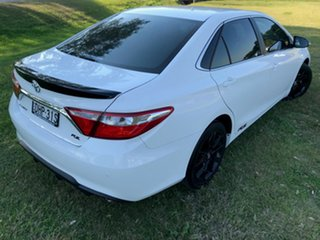 2016 Toyota Camry ASV50R RZ Diamond White 6 Speed Sports Automatic Sedan