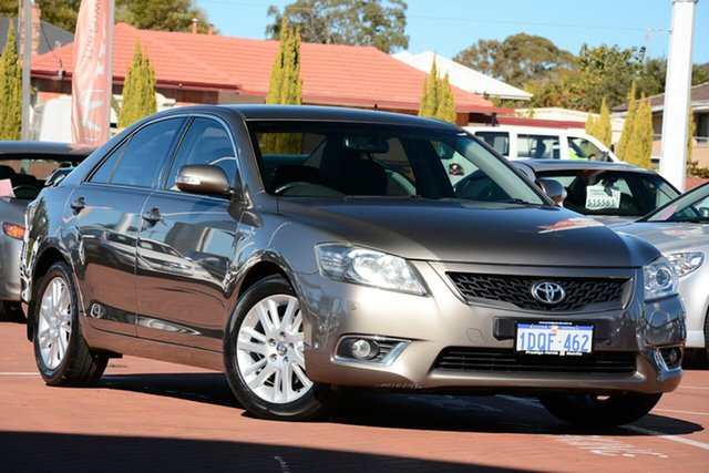 Used Toyota Aurion GSV40R MY10 AT-X, 2011 Toyota Aurion GSV40R MY10 AT-X Bronze 6 Speed Sports Automatic Sedan