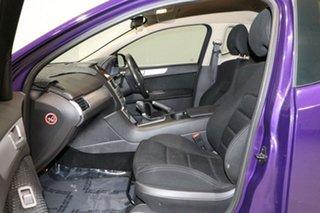 2010 FPV GS FG Purple 6 Speed Auto Seq Sportshift Utility