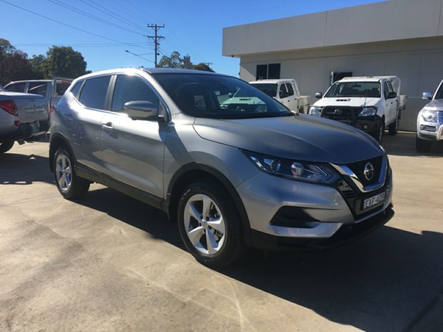 Demo Nissan Qashqai J11 Series 2 ST X-tronic, 2019 Nissan Qashqai J11 Series 2 ST X-tronic Grey 1 Speed Constant Variable Wagon
