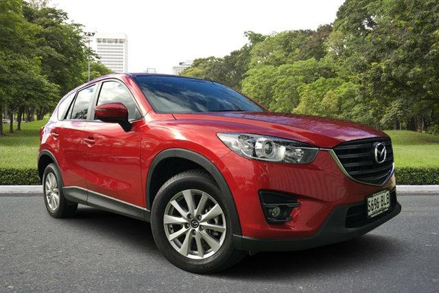 Used Mazda CX-5 KE1032 Maxx SKYACTIV-Drive AWD Sport, 2016 Mazda CX-5 KE1032 Maxx SKYACTIV-Drive AWD Sport Red 6 Speed Sports Automatic Wagon