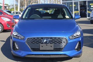 2018 Hyundai i30 PD2 MY18 Elite Blue 6 Speed Sports Automatic Hatchback