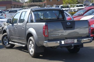 2011 Nissan Navara D40 S6 MY12 ST 4x2 Grey 5 Speed Sports Automatic Utility.
