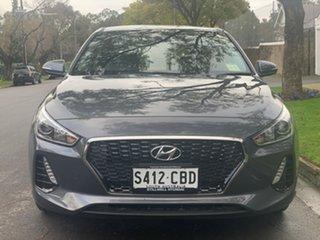 2018 Hyundai i30 PD2 MY18 Active Iron Gray 6 Speed Sports Automatic Hatchback.