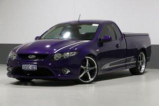 2010 FPV GS FG Purple 6 Speed Auto Seq Sportshift Utility.
