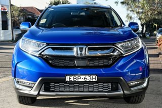 2019 Honda CR-V RW MY19 VTi-LX 4WD Brilliant Sporty Blue 1 Speed Constant Variable Wagon