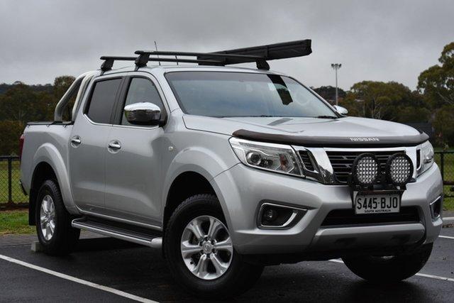 Used Nissan Navara D23 ST, 2015 Nissan Navara D23 ST Silver 7 Speed Sports Automatic Utility