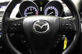 2012 Mazda 3 BL 11 Upgrade Neo White 5 Speed Automatic Sedan
