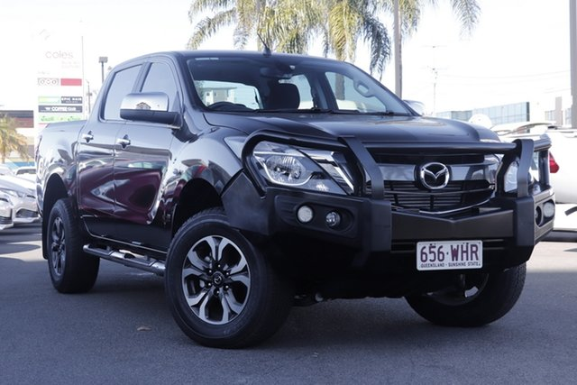 Used Mazda BT-50 UR0YF1 XTR, 2016 Mazda BT-50 UR0YF1 XTR Titanium Flash 6 Speed Sports Automatic Utility