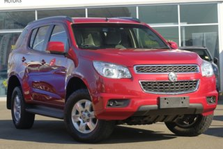 2014 Holden Colorado 7 RG MY14 LT Red 6 Speed Sports Automatic Wagon.