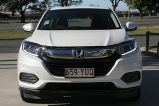 2019 Honda HR-V MY19 VTi White Orchid 1 Speed Constant Variable Hatchback