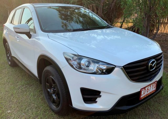 Used Mazda CX-5 KE1072 Maxx, 2015 Mazda CX-5 KE1072 Maxx White 6 Speed Manual Wagon