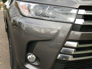 2018 Toyota Kluger GSU50R Grande 2WD Predawn Grey 8 Speed Sports Automatic Wagon.