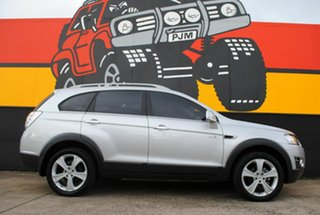 2011 Holden Captiva CG Series II 7 AWD LX Nitrate Silver 6 Speed Sports Automatic Wagon.