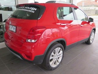 2019 Holden Trax TJ MY18 LTZ (5Yr) Absolute Red 6 Speed Automatic Wagon