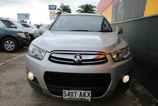 2011 Holden Captiva CG Series II 7 AWD LX Nitrate Silver 6 Speed Sports Automatic Wagon