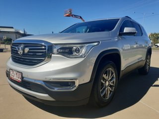 2018 Holden Acadia AC MY19 LTZ AWD Nitrate Silver 9 Speed Sports Automatic Wagon