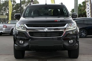 2018 Holden Colorado RG MY19 Z71 Pickup Crew Cab Mineral Black 6 Speed Sports Automatic Utility