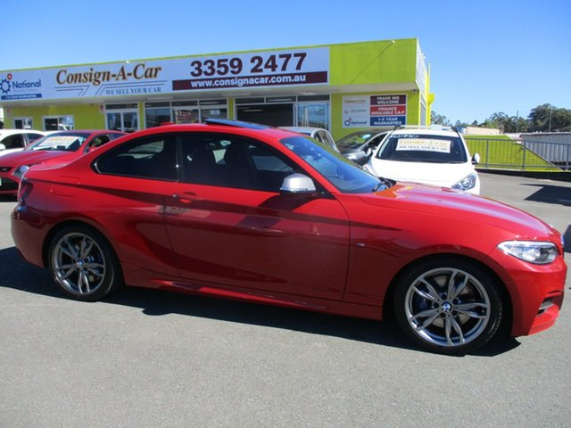 Used BMW M235i F22 , 2014 BMW M235i F22 Red 6 Speed Manual Coupe