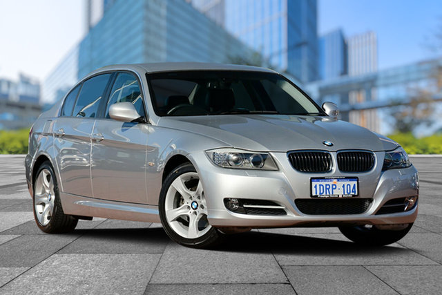 Used BMW 320d E90 MY11 Lifestyle Steptronic, 2011 BMW 320d E90 MY11 Lifestyle Steptronic Silver 6 Speed Sports Automatic Sedan