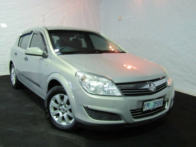 Used Holden Astra AH MY07 CD, 2007 Holden Astra AH MY07 CD Pannacotta 4 Speed Automatic Hatchback