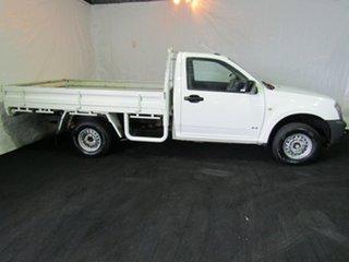 2004 Holden Rodeo RA DX Crew Cab 4x2 Alpine White 5 Speed Manual Utility.