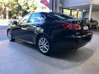 2011 Lexus IS350 GSE21R Prestige Black 6 Speed Sports Automatic Sedan