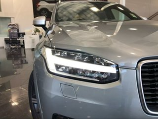 2018 Volvo XC90 L Series MY19 T6 Geartronic AWD R-Design Electric Silver 8 Speed Sports Automatic