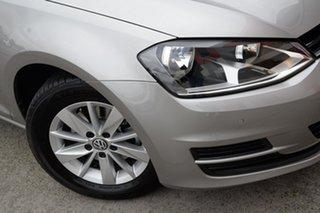 2015 Volkswagen Golf VII MY16 92TSI DSG Trendline 7 Speed Sports Automatic Dual Clutch Hatchback.