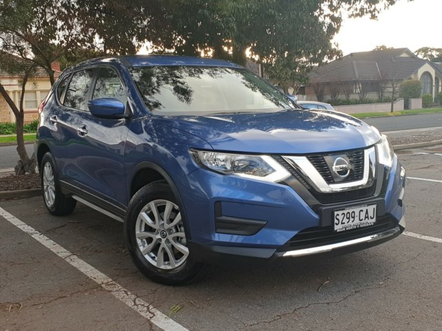 Used Nissan X-Trail T32 Series II ST X-tronic 2WD, 2018 Nissan X-Trail T32 Series II ST X-tronic 2WD Blue 7 Speed Constant Variable Wagon