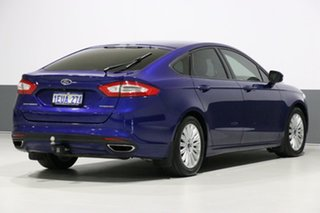 2015 Ford Mondeo MD Trend TDCi Blue 6 Speed Automatic Hatchback