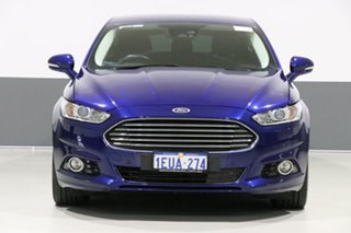 2015 Ford Mondeo MD Trend TDCi Blue 6 Speed Automatic Hatchback.