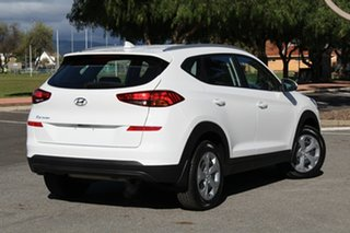 2018 Hyundai Tucson TL3 MY19 Go 2WD Pure White 6 Speed Automatic Wagon