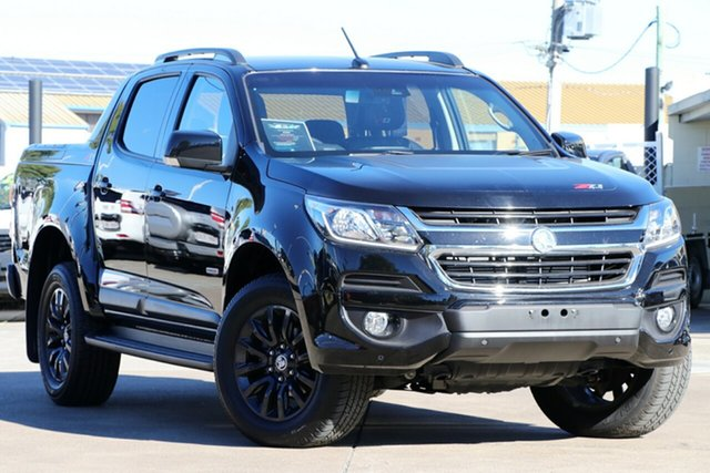 Used Holden Colorado RG MY19 Z71 Pickup Crew Cab, 2018 Holden Colorado RG MY19 Z71 Pickup Crew Cab Black 6 Speed Sports Automatic Utility