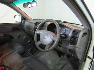 2004 Holden Rodeo RA DX Crew Cab 4x2 Alpine White 5 Speed Manual Utility