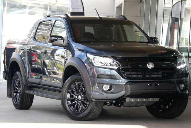 New Holden Colorado RG MY20 Z71 Pickup Crew Cab, 2020 Holden Colorado RG MY20 Z71 Pickup Crew Cab Dark Shadow 6 Speed Sports Automatic Utility