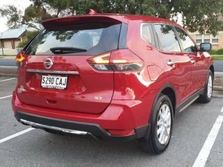 2018 Nissan X-Trail T32 Series II ST X-tronic 2WD Red/Black 7 Speed Constant Variable Wagon