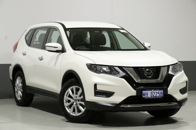 Used Nissan X-Trail T32 Series 2 ST (2WD), 2019 Nissan X-Trail T32 Series 2 ST (2WD) Ivory Pearl Continuous Variable Wagon