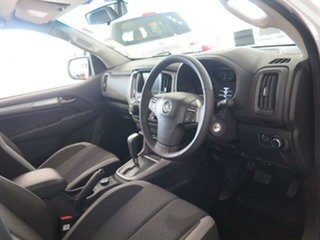 2018 Holden Colorado RG MY19 LS (4x4) Summit White 6 Speed Automatic Crew Cab Chassis
