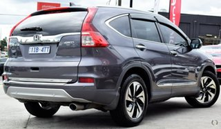 2016 Honda CR-V RM Series II MY17 VTi-L 4WD Grey 5 Speed Sports Automatic Wagon