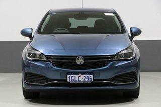 2017 Holden Astra BK MY17.5 R+ Blue 6 Speed Automatic Hatchback.