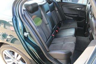 2013 Holden Commodore VF SV6 Green 6 Speed Manual Sedan