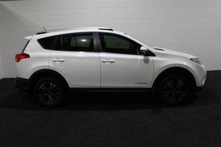 2014 Toyota RAV4 ALA49R MY14 GX AWD Glacier 6 Speed Sports Automatic Wagon.