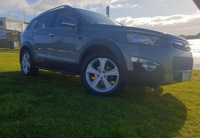 Used Holden Captiva CG MY10 5, 2011 Holden Captiva CG MY10 5 Ironite 5 Speed Manual Wagon