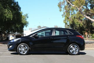 2015 Hyundai i30 GD3 Series II MY16 Active X Black 6 Speed Sports Automatic Hatchback