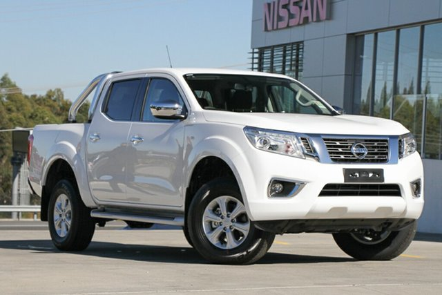 New Nissan Navara D23 S4 MY19 ST, 2019 Nissan Navara D23 S4 MY19 ST Polar White 7 Speed Sports Automatic Utility