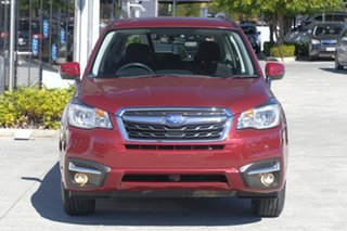 2018 Subaru Forester S4 MY18 2.5i-L CVT AWD Red/Black 6 Speed Constant Variable Wagon