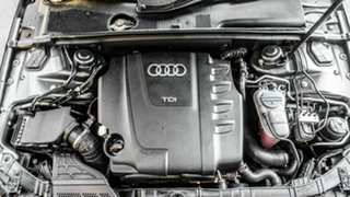 2011 Audi A4 B8 8K MY12 Multitronic Grey 8 Speed Constant Variable Sedan