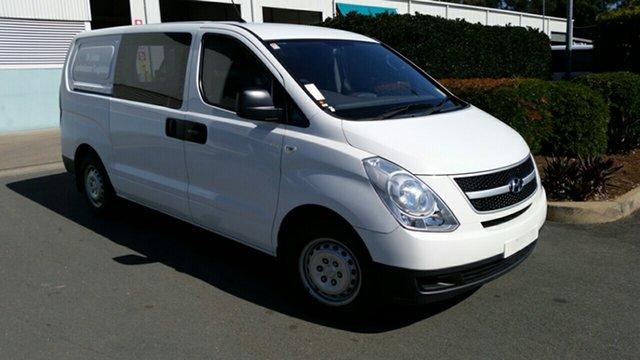 Used Hyundai iLOAD TQ2-V MY14 , 2013 Hyundai iLOAD TQ2-V MY14 Creamy White 6 Speed Manual Van